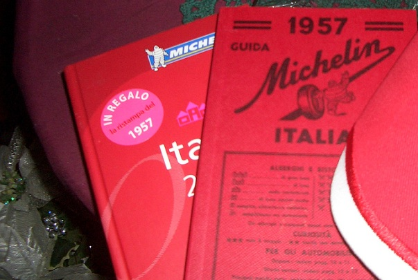 Guide Michelin Italien