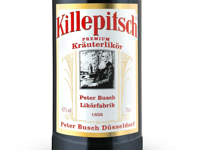 Killepitsch Kraueterlikoer