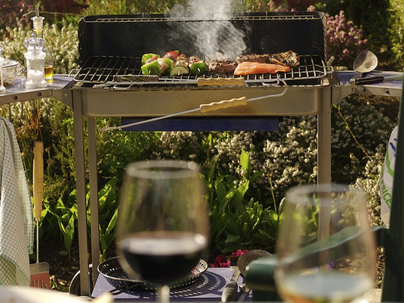 sommer-barbecue